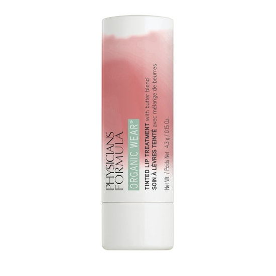 Physicians Formula | Organic Wear Tinted Lip Treatment - Berry Me - Product front facing on a white background