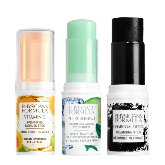 Physicians Formula | Stick To Us Skin Trio | Product front facing, with no background