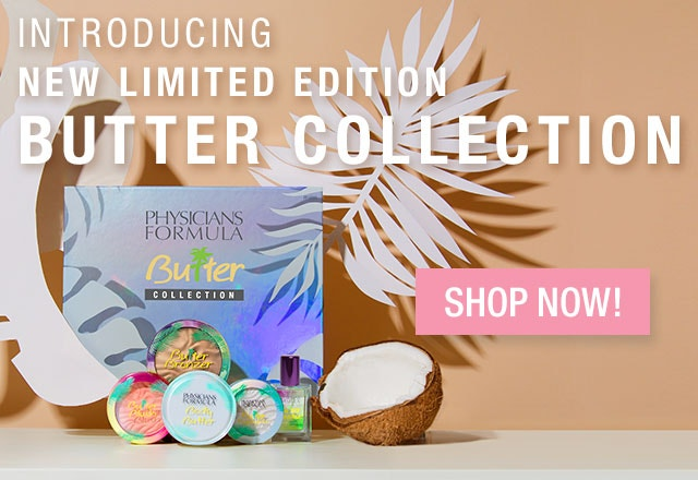 Limited Edition Butter Collection Box