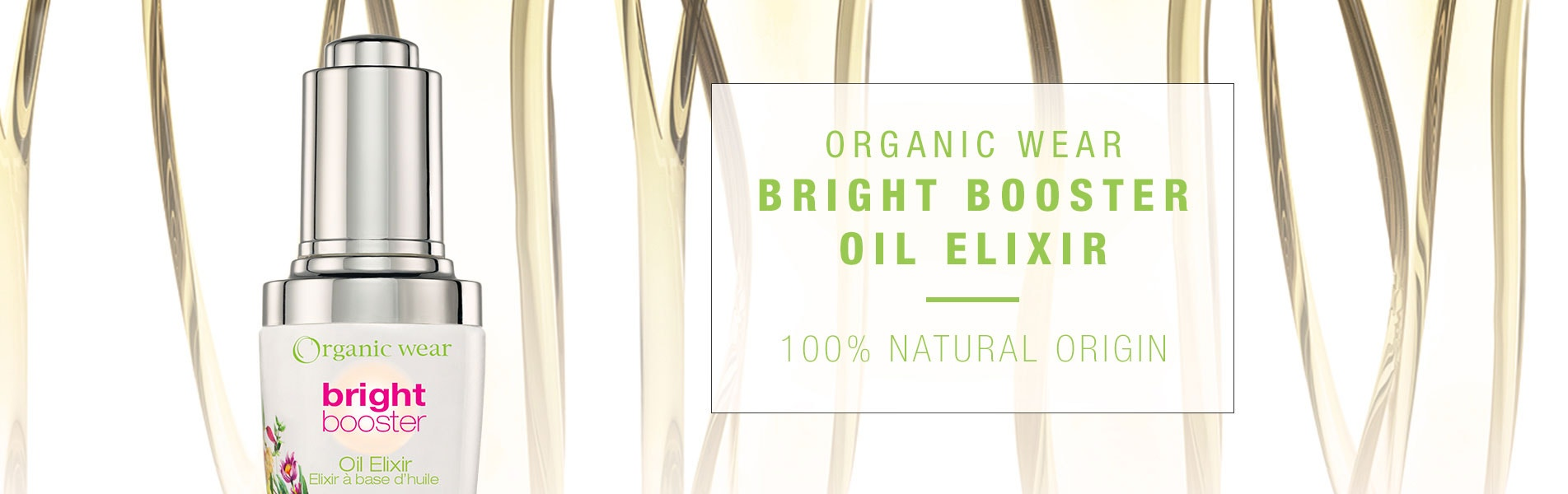 Organic Wear Bright Booster Oil Elixir