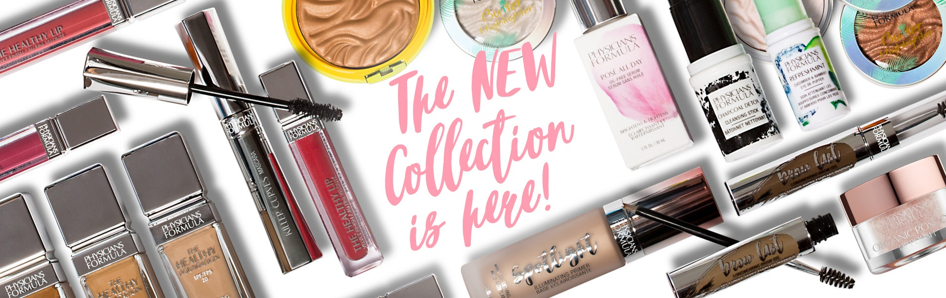The New Collection Is Here!