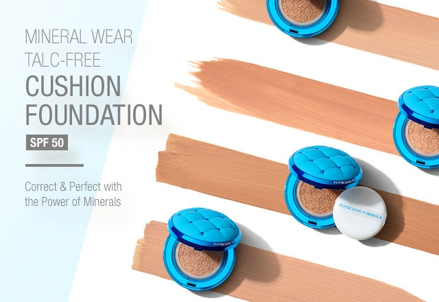 Mineral Wear® Talc-Free Cushion Foundation