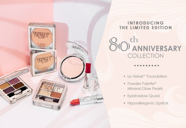 80th Anniversary, Limited Edition, Fan Favorites