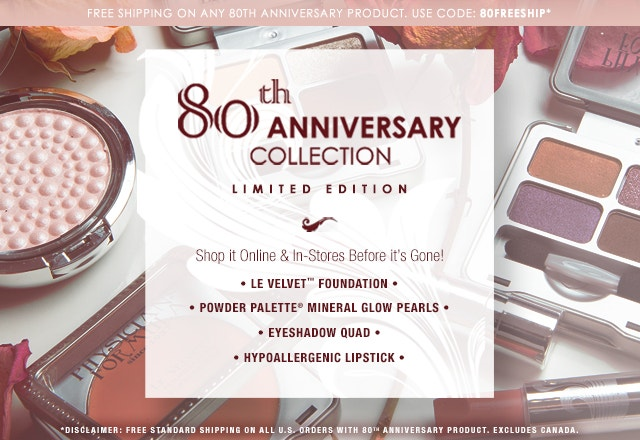 80th Anniversary Collection