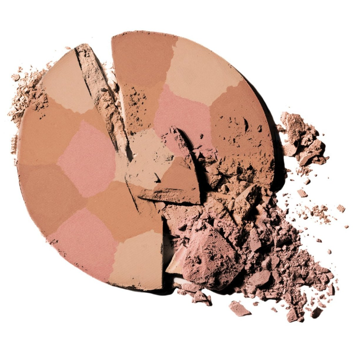 Powder Palette® Multi-Colored Blush | Physicians Formula | Product swatch image with no background