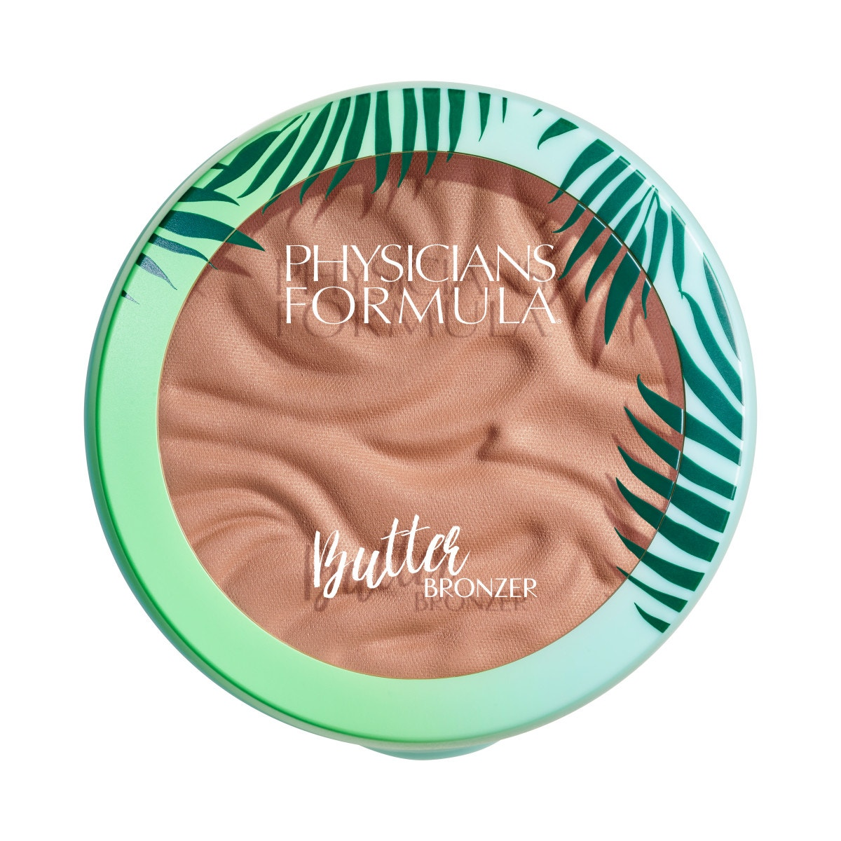 Murumuru Butter Bronzer | Phsicians Formula | Products front facing lid closed, with no background