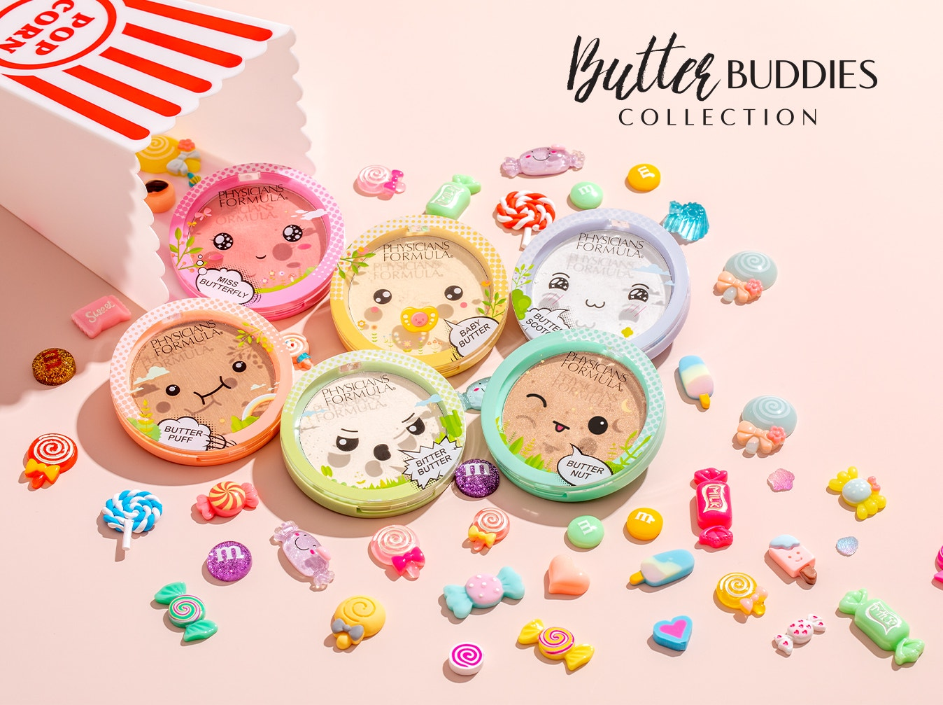 Butter Buddies Collection