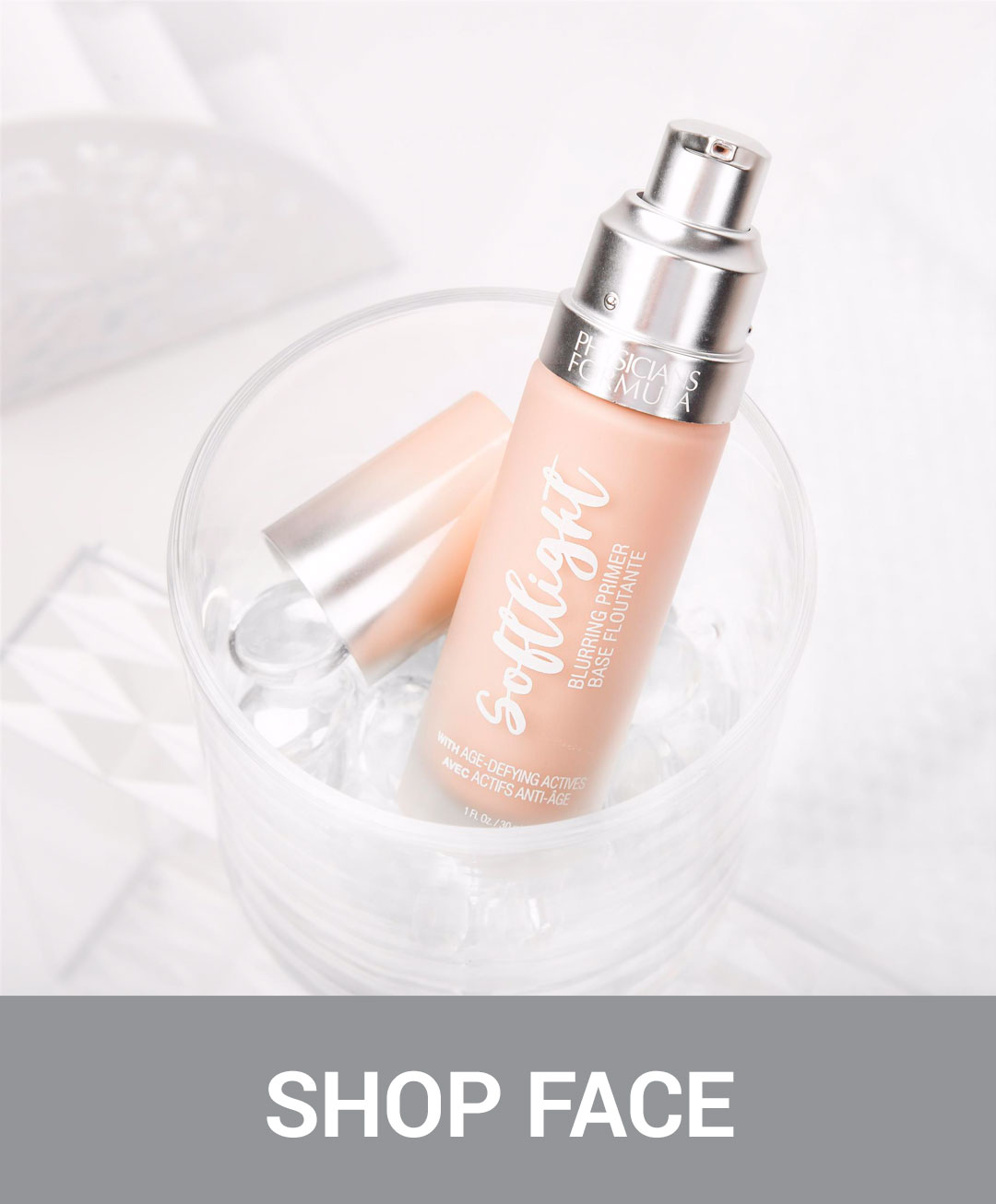Physicians Formula | Shop Face - product in a cup with cap off